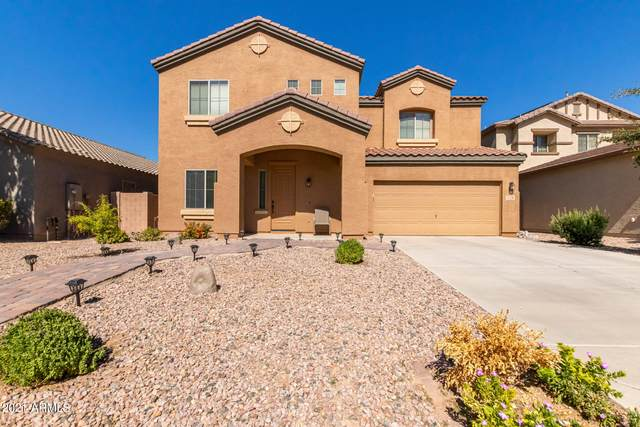 37256 W Merced Street, Maricopa, AZ 85138 (MLS #6310275) :: Dave Fernandez Team | HomeSmart