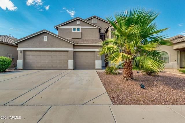 3464 W Naomi Lane, Queen Creek, AZ 85142 (MLS #6310284) :: CANAM Realty Group