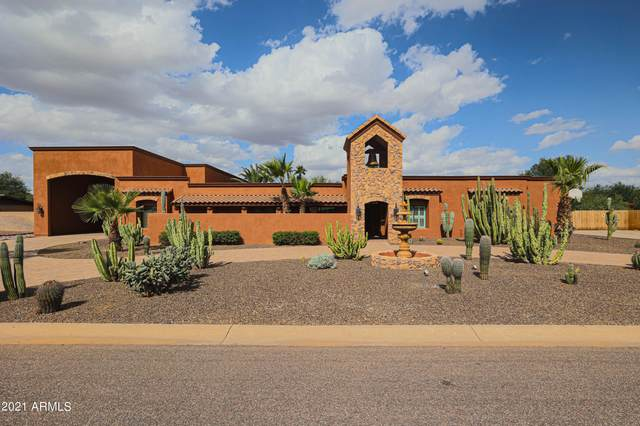 6126 E Pershing Avenue, Scottsdale, AZ 85254 (MLS #6310292) :: Keller Williams Realty Phoenix