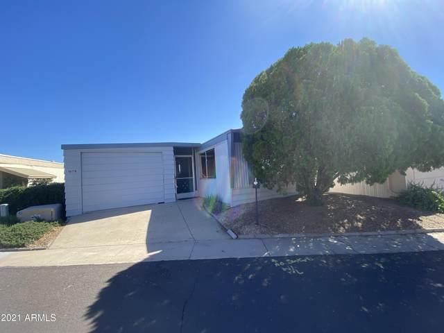 10201 N 99th Avenue 107D, Peoria, AZ 85345 (MLS #6310296) :: Dave Fernandez Team | HomeSmart