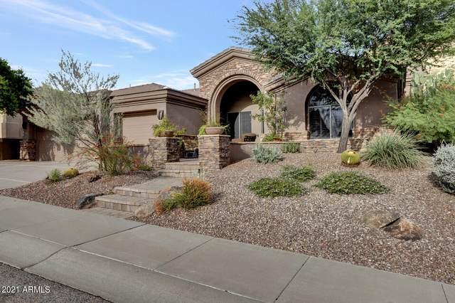 10733 N 140th Place, Scottsdale, AZ 85259 (MLS #6310300) :: Arizona Home Group