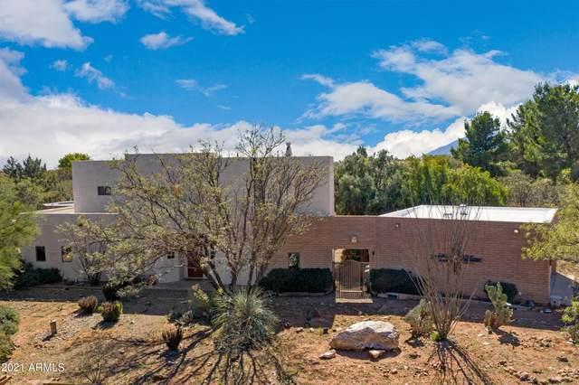3600 E Mohawk Drive, Sierra Vista, AZ 85650 (MLS #6310307) :: Keller Williams Realty Phoenix