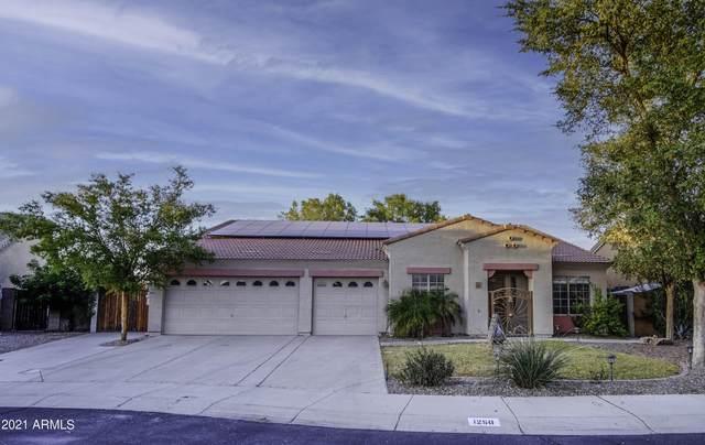 1290 W Chimes Tower Drive, Casa Grande, AZ 85122 (MLS #6310308) :: Keller Williams Realty Phoenix