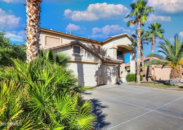 45192 W Desert Garden Road, Maricopa, AZ 85139 (MLS #6310310) :: Dave Fernandez Team | HomeSmart