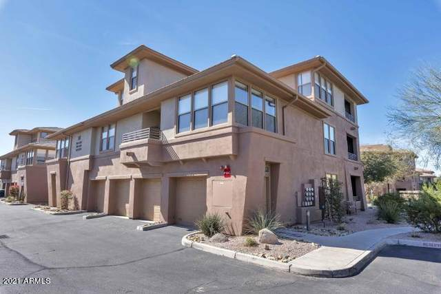 19777 N 76TH Street #2262, Scottsdale, AZ 85255 (MLS #6310311) :: Fred Delgado Real Estate Group