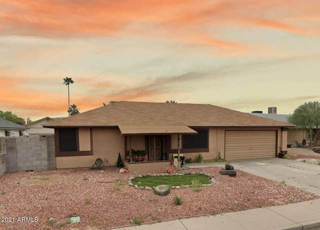 6101 W Acoma Drive, Glendale, AZ 85306 (MLS #6310323) :: Dave Fernandez Team | HomeSmart