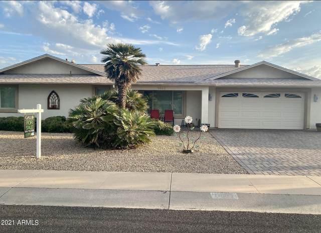 9511 W Hitching Post Drive, Sun City, AZ 85373 (MLS #6310324) :: The Garcia Group