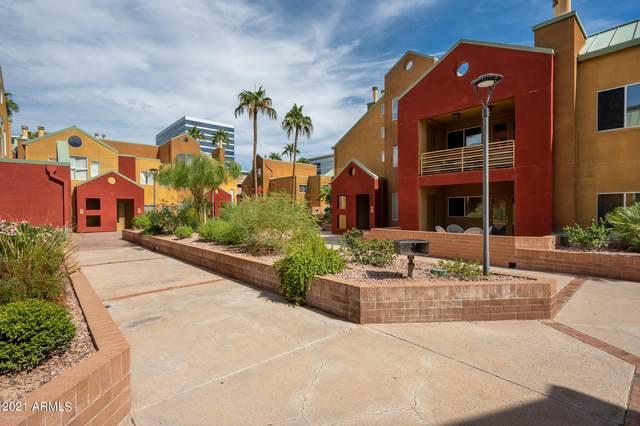154 W 5TH Street #205, Tempe, AZ 85281 (MLS #6310340) :: Howe Realty