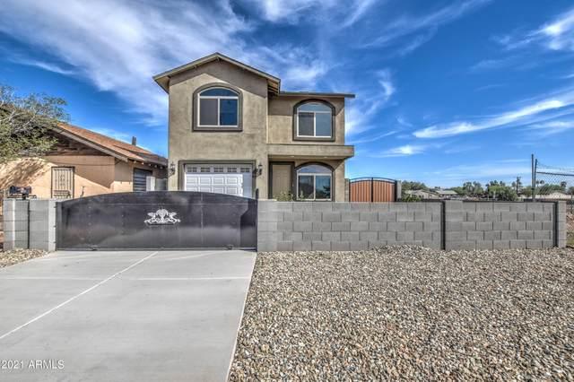 1443 S 13TH Street, Phoenix, AZ 85034 (MLS #6310364) :: The Luna Team