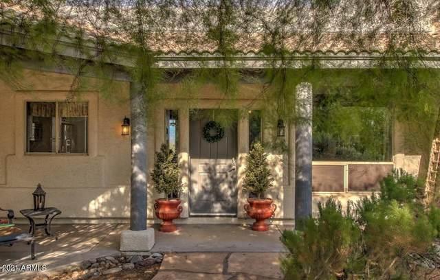 28517 N 146TH Place, Scottsdale, AZ 85262 (MLS #6310391) :: Kepple Real Estate Group