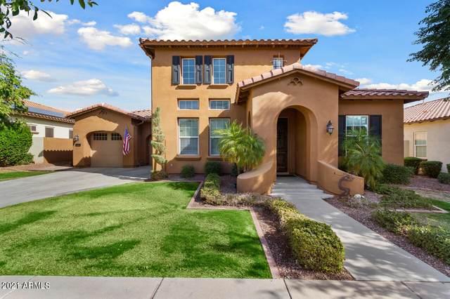 20720 W Founder Circle, Buckeye, AZ 85396 (MLS #6310399) :: ASAP Realty
