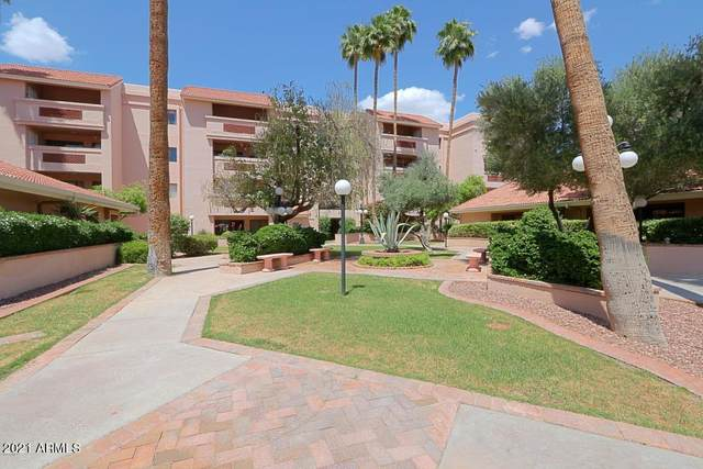 4141 N 31ST Street #307, Phoenix, AZ 85016 (MLS #6310403) :: D & R Realty LLC