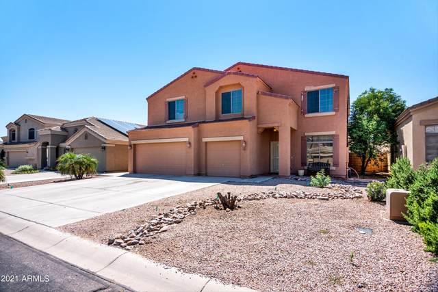 43227 W Kimberly Street, Maricopa, AZ 85138 (MLS #6310406) :: Dave Fernandez Team   HomeSmart
