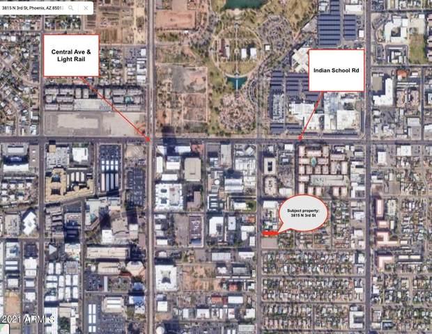 3815 N 3RD Street, Phoenix, AZ 85012 (MLS #6310414) :: Klaus Team Real Estate Solutions