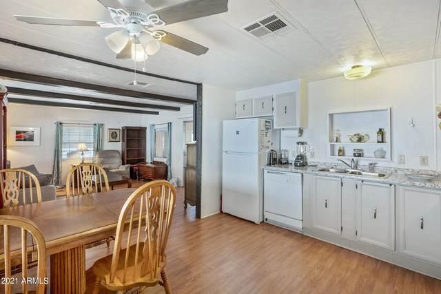 201 S Greenfield Road #291, Mesa, AZ 85206 (MLS #6310445) :: Elite Home Advisors