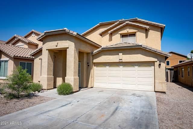 44376 W Mcclelland Drive, Maricopa, AZ 85138 (MLS #6310458) :: Midland Real Estate Alliance