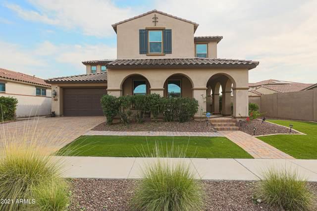 2525 N Springfield Street, Buckeye, AZ 85396 (MLS #6310462) :: Keller Williams Realty Phoenix