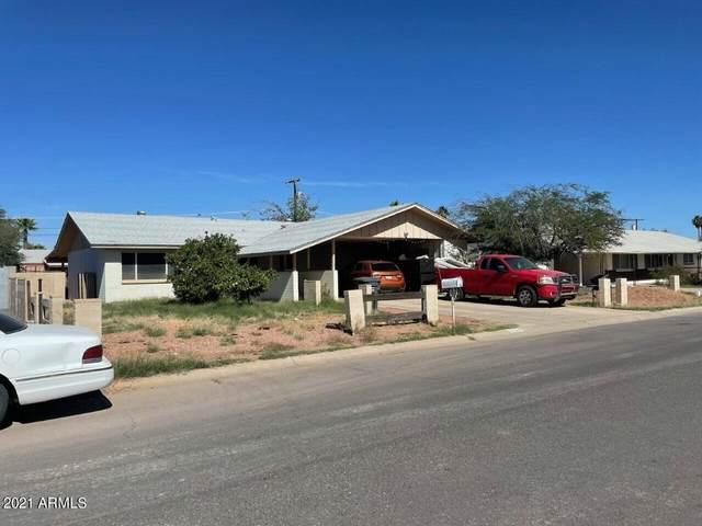 1226 E Avila Avenue, Casa Grande, AZ 85122 (MLS #6310463) :: Keller Williams Realty Phoenix