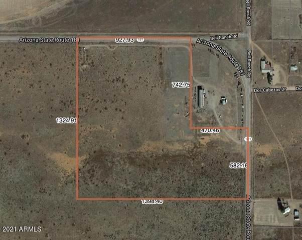 5591-5899 E Highway 181, Pearce, AZ 85625 (MLS #6310473) :: Power Realty Group Model Home Center