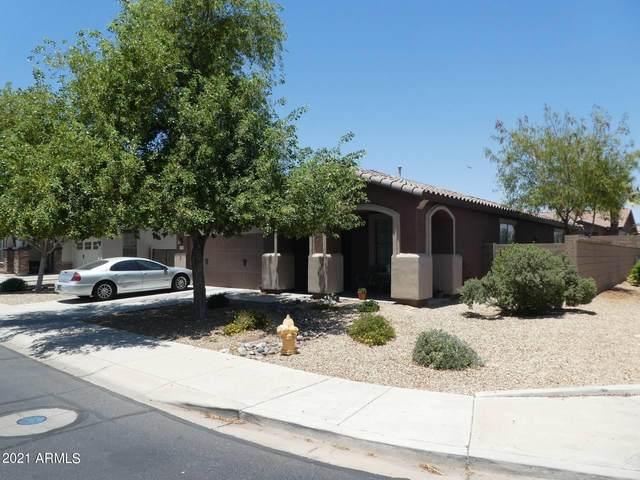 15932 W Tohono Drive, Goodyear, AZ 85338 (MLS #6310474) :: Maison DeBlanc Real Estate