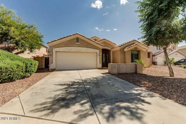 3911 S Marion Way, Chandler, AZ 85286 (MLS #6310480) :: Keller Williams Realty Phoenix