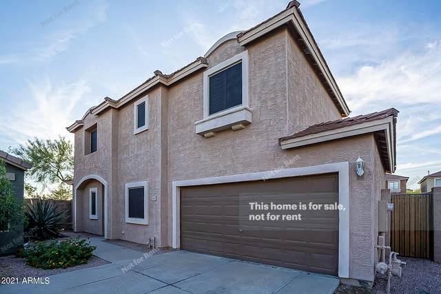 21803 N 40TH Place, Phoenix, AZ 85050 (MLS #6310503) :: Yost Realty Group at RE/MAX Casa Grande