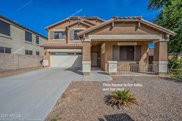 2806 E Quiet Hollow Lane, Phoenix, AZ 85024 (MLS #6310513) :: Arizona Home Group