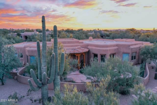35078 N Sophora Drive, Carefree, AZ 85377 (MLS #6310522) :: Arizona Home Group