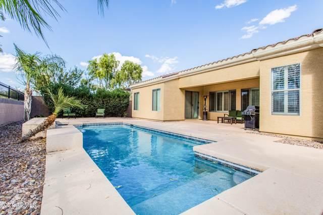 18970 N Stonegate Road, Maricopa, AZ 85138 (MLS #6310523) :: Midland Real Estate Alliance