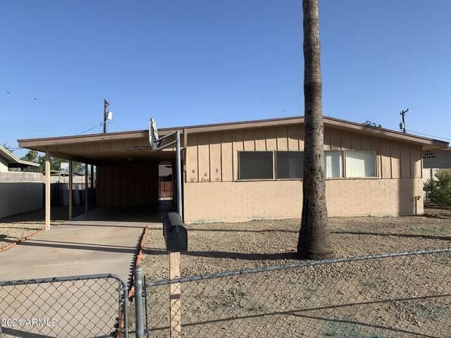 602 W Darrow Street, Phoenix, AZ 85041 (MLS #6310527) :: The Newman Team