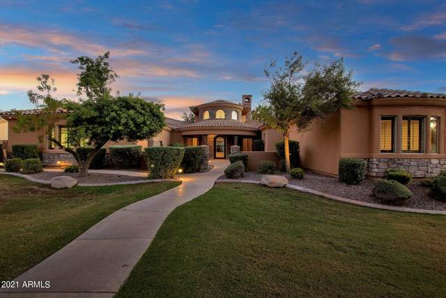 2065 E Champagne Place, Chandler, AZ 85249 (MLS #6310542) :: Keller Williams Realty Phoenix