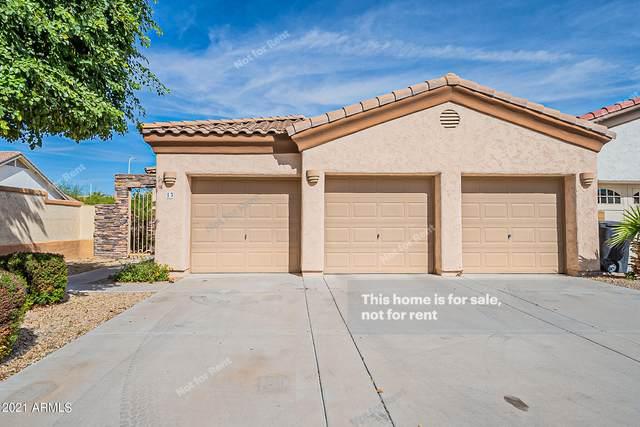 150 N Lakeview Boulevard #13, Chandler, AZ 85225 (MLS #6310559) :: Keller Williams Realty Phoenix