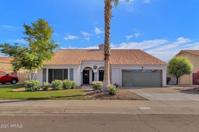 3917 E Amberwood Drive, Phoenix, AZ 85048 (MLS #6310566) :: Yost Realty Group at RE/MAX Casa Grande