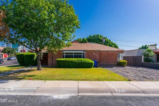2819 N 8TH Avenue, Phoenix, AZ 85007 (MLS #6310570) :: Howe Realty
