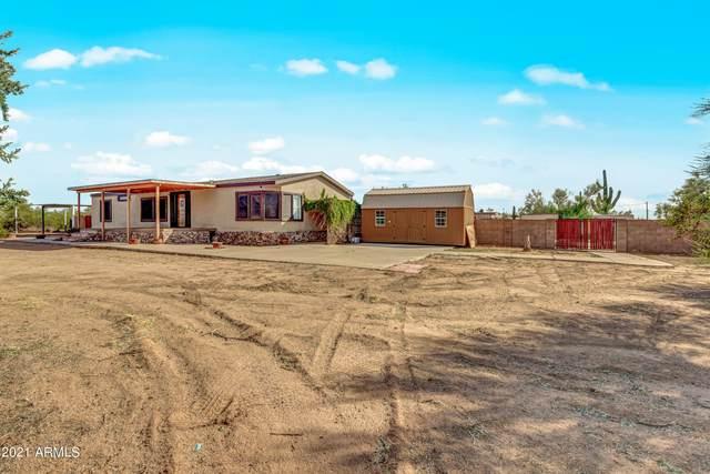 725 W Lost Dutchman Boulevard, Apache Junction, AZ 85120 (MLS #6310583) :: Dave Fernandez Team | HomeSmart