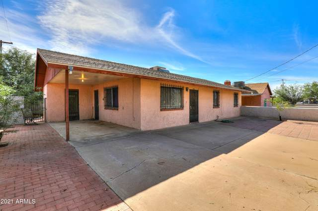 306 N Toltec Street, Casa Grande, AZ 85122 (MLS #6310585) :: Howe Realty