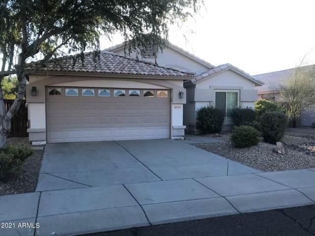 24039 N 22ND Way, Phoenix, AZ 85024 (MLS #6310591) :: The Newman Team