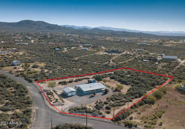 7885 W Emerson Drive, Wilhoit, AZ 86332 (MLS #6310607) :: The AZ Performance PLUS+ Team