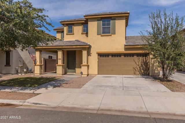 3512 E Oakland Street, Gilbert, AZ 85295 (MLS #6310626) :: The Luna Team