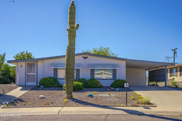 2075 W Smoketree Drive, Wickenburg, AZ 85390 (MLS #6310629) :: Dave Fernandez Team | HomeSmart
