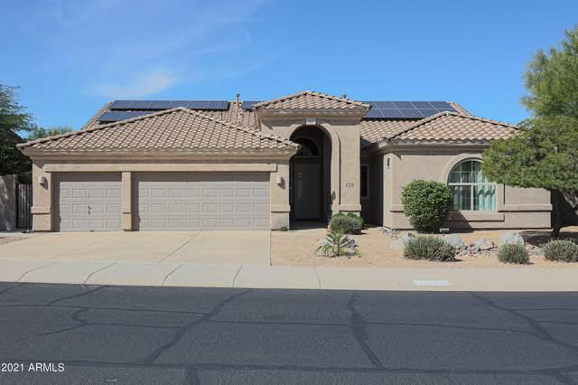 17628 W Eagle Drive, Goodyear, AZ 85338 (MLS #6310638) :: Keller Williams Realty Phoenix