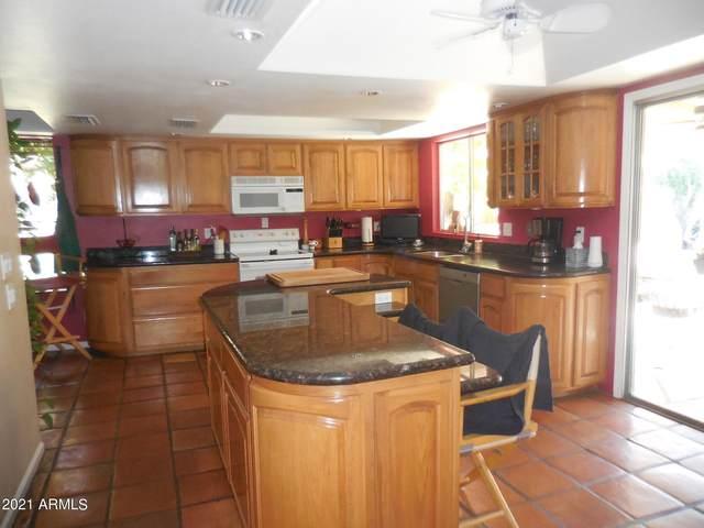 7401 E Via Estrella Avenue, Scottsdale, AZ 85258 (MLS #6310642) :: Maison DeBlanc Real Estate