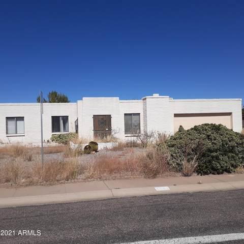 1951 E Busby Drive, Sierra Vista, AZ 85635 (MLS #6310655) :: Maison DeBlanc Real Estate