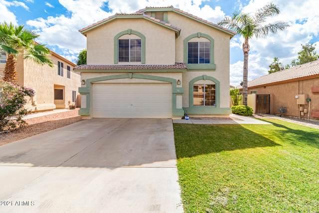 877 E Whitten Street, Chandler, AZ 85225 (MLS #6310657) :: Keller Williams Realty Phoenix
