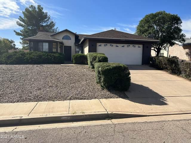 5160 Paseo Arruza, Sierra Vista, AZ 85635 (MLS #6310664) :: Maison DeBlanc Real Estate