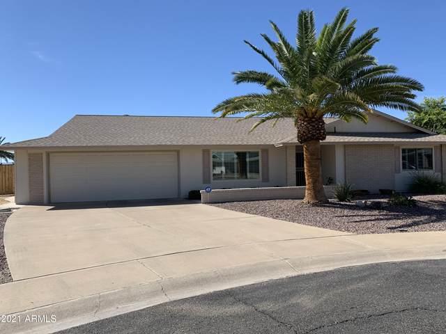 18418 N 129TH Avenue, Sun City West, AZ 85375 (MLS #6310669) :: The Newman Team