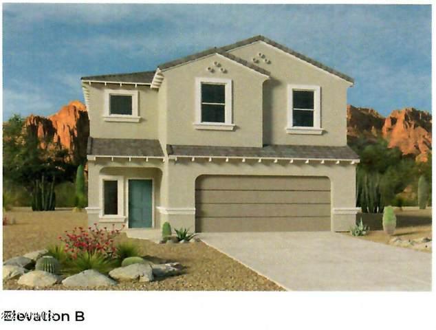 18540 N Toledo Avenue, Maricopa, AZ 85138 (MLS #6310673) :: Midland Real Estate Alliance