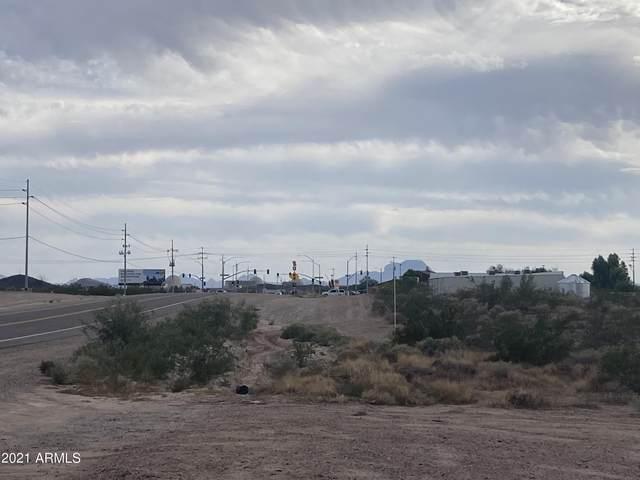 0 Wintersburg Road, Tonopah, AZ 85354 (MLS #6310689) :: Maison DeBlanc Real Estate