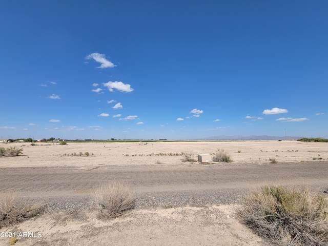 0 S Johnson Road S, Buckeye, AZ 85326 (MLS #6310697) :: Keller Williams Realty Phoenix