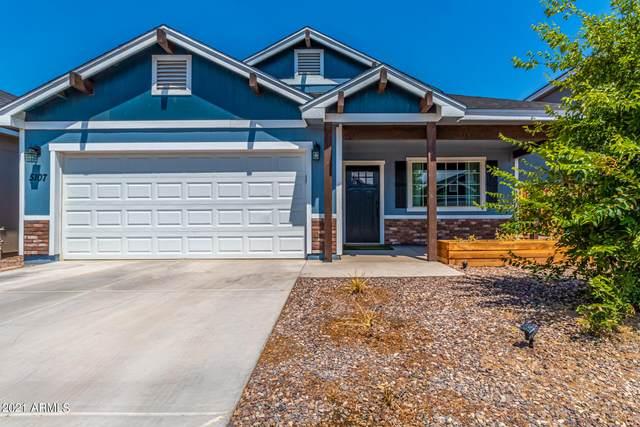 5107 S 11TH Place, Phoenix, AZ 85040 (MLS #6310700) :: Fred Delgado Real Estate Group